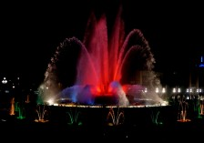 travel-shop-one-bcn at-fountain-of-montjuic