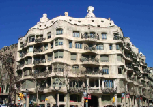 travel-shop-one-casa-mila-gaudi-barcelona